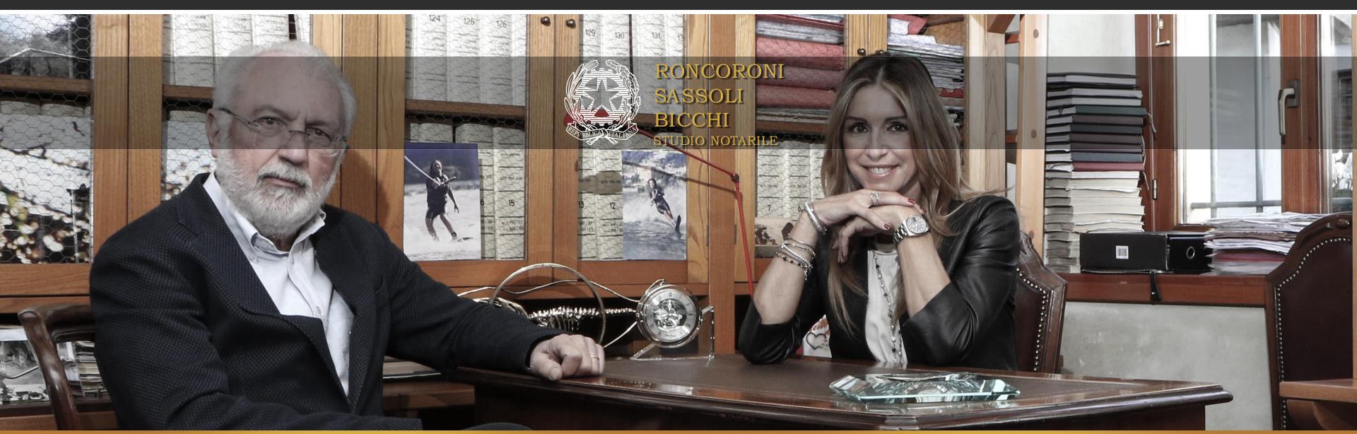 Contattaci - © Studio Notarile Roncoroni Sassoli Bicchi ...